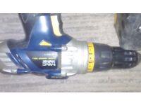 Mcallister 18v cordless drill