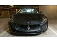 Maserati GranTurismo 2008 4.7 V8 440 S Auto 6 – Must See Amazing High Quality Aesthetically !!