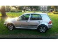 VW GOLF MATCH 1.6 1 PREVIOS KEEPER GENIUE 59000 MILES