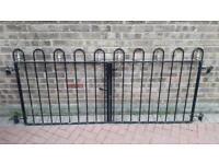 Set of Iron Gates