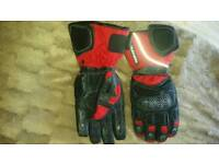 Motor bike gloves(NEW)