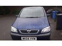 Forsale or swaps zafira 7 seater