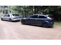 Focus st3 225 mapped to 320bhp