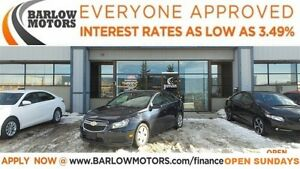 2014 Chevrolet Cruze 1LT (APPLY NOW DRIVE NOW!)