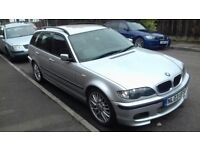 My BMW 320D E46 msport I'm reluctantly selling..