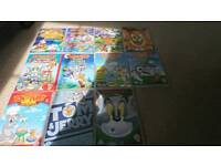 13 Tom and Jerry dvds
