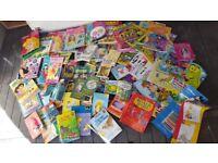 JOB LOT Over 90 Children's Books - Disney, Barbie, Roald Dahl, Scooby Doo and many more