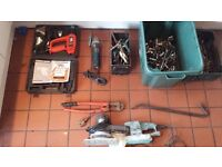 ***JOB LOT*** Various tools