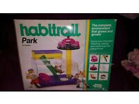 Hamster Habitrail Park
