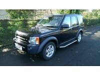 Discovery 3 SE land rover