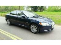 JAGUAR XF 2008 AUTO LOOKS AND DRIVES PERFECT WITH HISTORY
