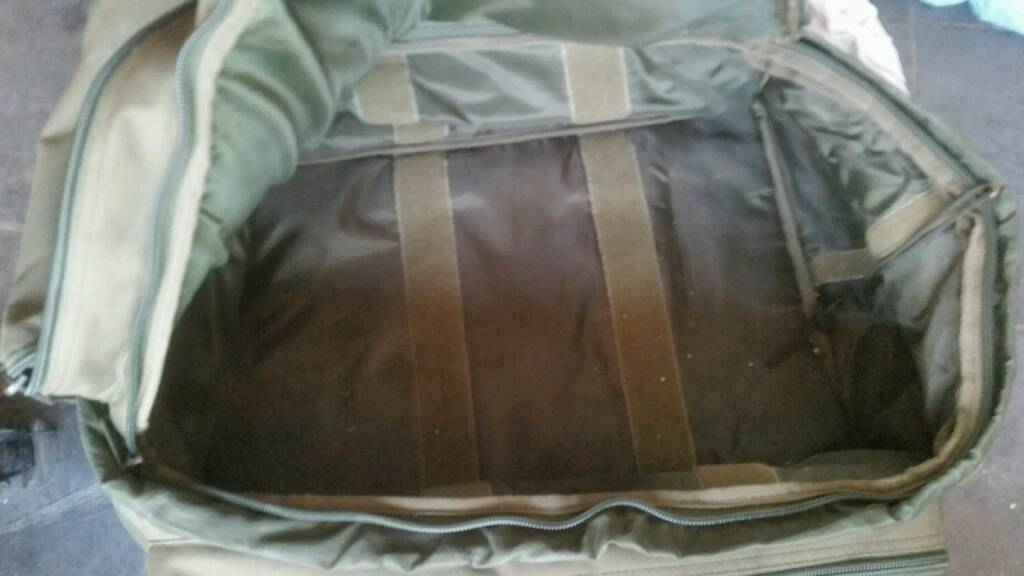 Trackerin Top Valley, NottinghamshireGumtree - Tracker barrow bag good condition tx me on 07716968957