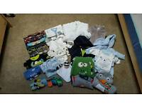 Baby clothes bundles - up to 1 month