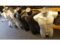 selection of mannequins for sale £10 each