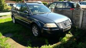 Vw passat estate 1.9Tdi