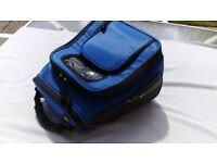 Tank bag - magnetic blue