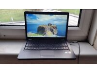 hp Presario cq56 windows 7 2g memory 250g hard drive wifi dvd drive webcam comes with charger