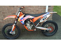 KTM 250F 2011 Lovely Clean Bike Very Fast, Price: £2200 but open to offers