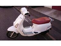 CPI 49cc Scooter