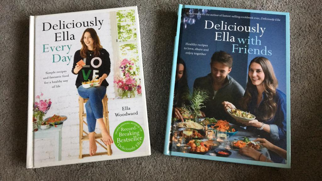 c0a867e12c92a Deliciously Ella Cookbooks-Every Day   With Friends