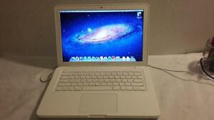 Used Macbook (slim white) with Intel Core 2 Duo Processor for Sale