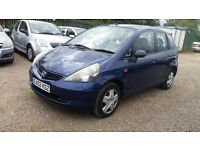 Honda Jazz 1.4 i-DSI S 5dr, LOTS OF SERVICE PAPERWORK, HPI CLEAR, DRIVES SMOOTH, BARGAIN