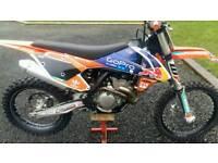 2016 ktm 350 not Honda yamaha 125 250 450
