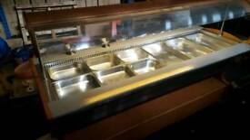 Resturent biffet chiller machine for sale