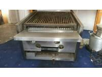 COMMERCIAL STILL CHAR GRILL IN GOOD CONDITION, FULL WORKING ORDER AND CAN BE DELIVERED ANYWHERE