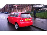 Brilliant 06 automatic kalos 1.4 sx,very low mileage, 5 doors hatchback. full. year MOT,