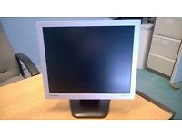 "Monitor for Computer Screen-Samsung SyncMaster 193V 19"" LCD"