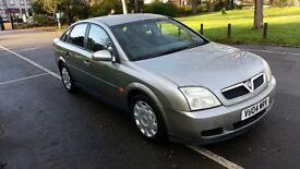 2004 Vauxhall Vectra 2.0 DTi 16v LS 5dr 1Year MOT HPI CLEAR @07445775115@ 07725982426