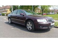 Audi A8 3.7 Quattro, Low miles, FSH &fresh service, Rear heated seats Fully loaded, D3, 2 owners 4.2