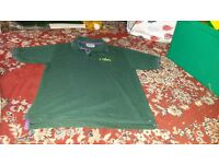Cub's Scout polo shirt (size 32inch)
