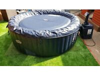 Intex Pure Spa hot tub