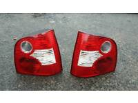 Polo 9n tail lights