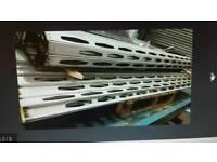Roller shutters + Extractor fans