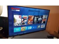 Sharp LC-55CUG8362KS 55 inch, 4K Ultra HD Certified, Smart TV.2017 model.Boxed