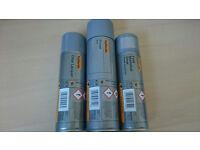 Ford moondust silver spray paint kit
