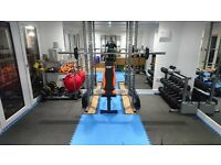 Private Fitness Studio hire to self employed Personal Trainers and Fitness Instructors.