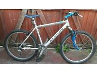 Marin classic front suspension bike. Can deliver