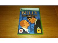 Bully Scholarship Edition Xbox 360/One - Mint with Map