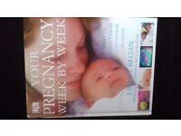 Pregnancy week by week book
