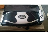 Max Turbo Vibrating Slimming Belt with heat function