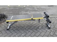 GOLD COAST MULTI PURPOSE WEIGHTS BENCH