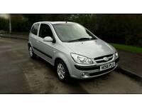 Hyundai getz diesel full mot £30 tax in excellent condition all round