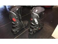 Sidi boots size 9.5