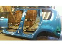C3 picasso 60 reg n/s rear wing and will