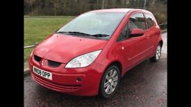 Mitsubishi Colt CV2 - Automatic - Perfect first car - 53k miles only!
