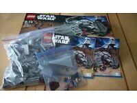 Lego Star Wars: Darth Maul's Sith Infiltrator 7961 (8-14)